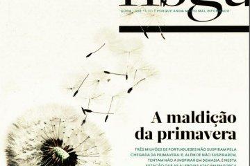 A Maldição da Primavera - Revista Expresso 25/03/16