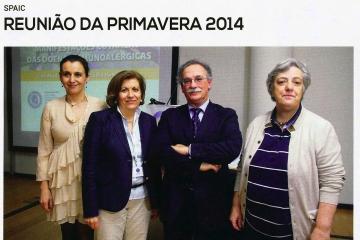 Medico News / Reunião de Primavera