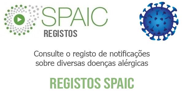 Registos SPAIC