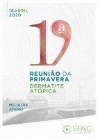 19ª Reunião da Primavera da SPAIC - DERMATITE ATÓPICA