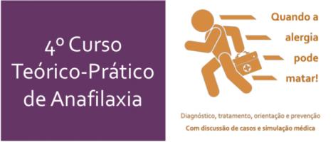 4º Curso Teórico-Prático de Anafilaxia