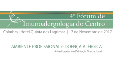 4º Fórum de Imunoalergologia do Centro