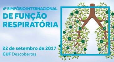 4º Simpósio Internacional da Função Respiratória 2017
