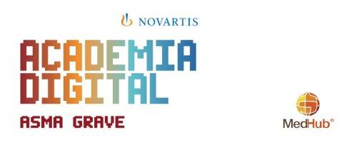 ACADEMIA DIGITAL NOVARTIS - ASMA GRAVE