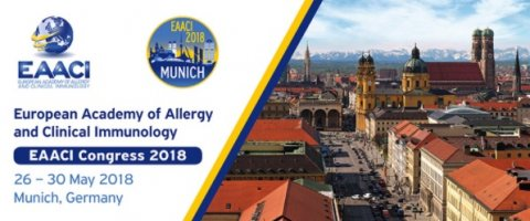 EAACI ANNUAL CONGRESS 2018