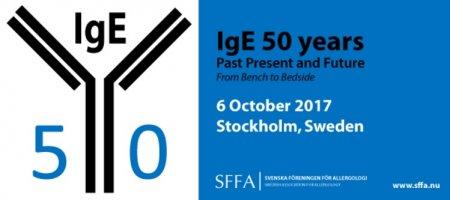 IgE 50 years