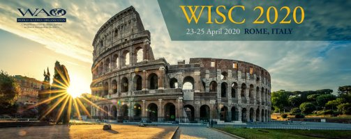 WISC 2020 - Roma, 23-25 Abril 2020