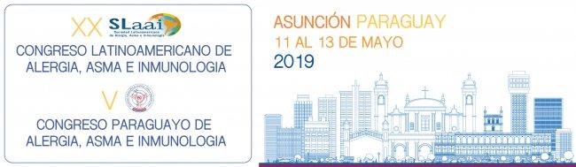 XX Congreso Latinoamericano de Alergia, Asma e Inmunología