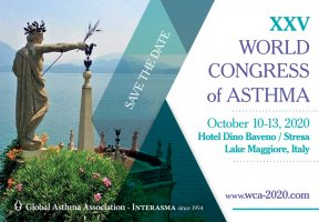 XXV WORLD CONGRESS OF ASTHMA - OCTOBER 10-13, 2020