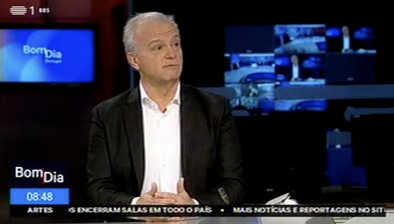 RTP 17/3/20 -Bom dia Portugal: Asmáticos e Corona vírus