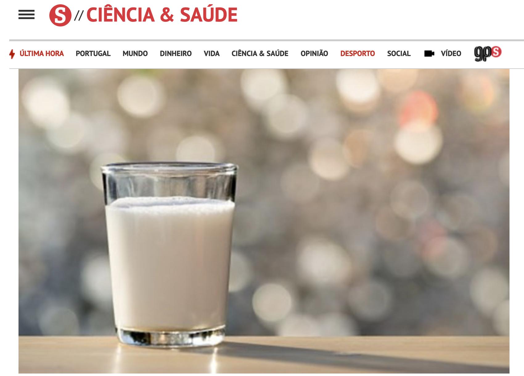 Ciência e Saúde 19/11/19: Alergologistas contestam desigualdade na comparticipação de leite para crianças