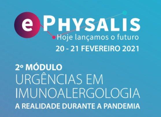 2º MÓDULO DO PROGRAMA DE FORMAÇÃO E-PHYSALIS 2020-2022