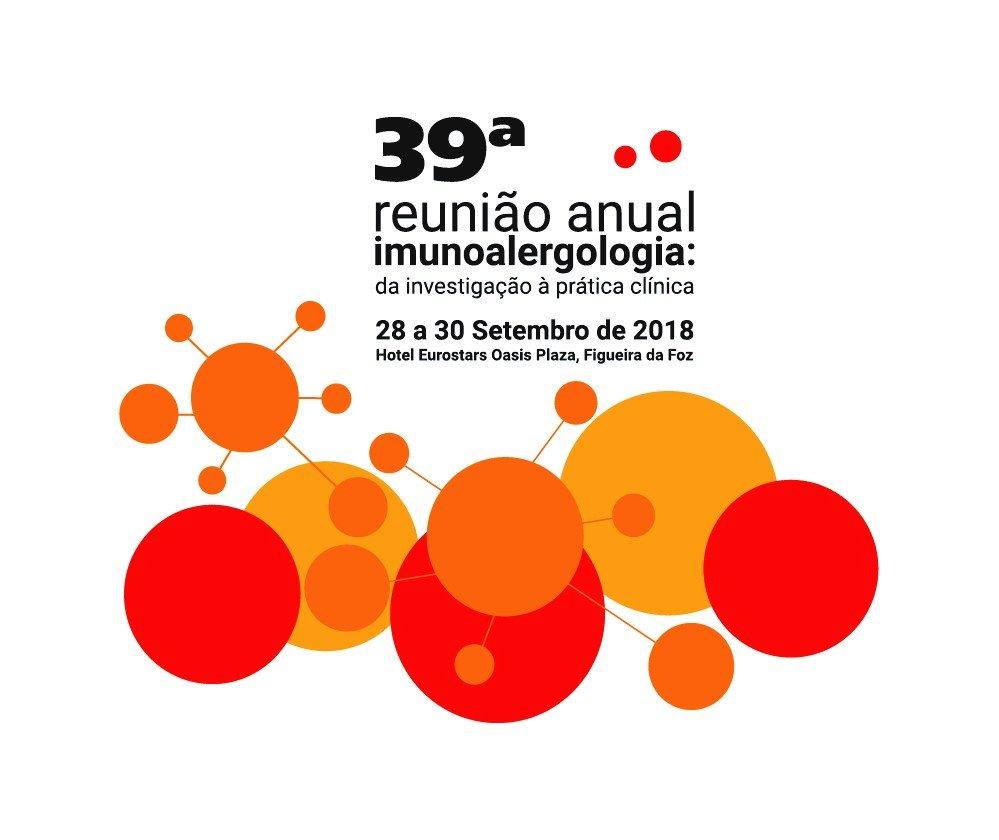 39ª REUNIÃO ANUAL DA SPAIC - Figueira da Foz, 28 a 30 de Setembro de 2018