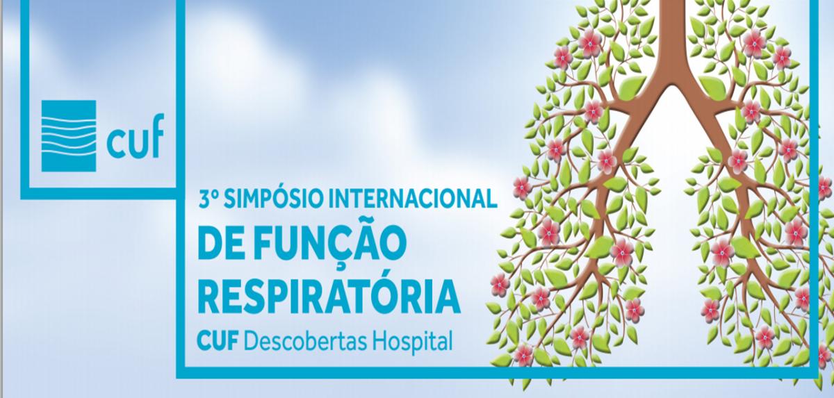 3º Simpósio Internacional de Função Respiratória