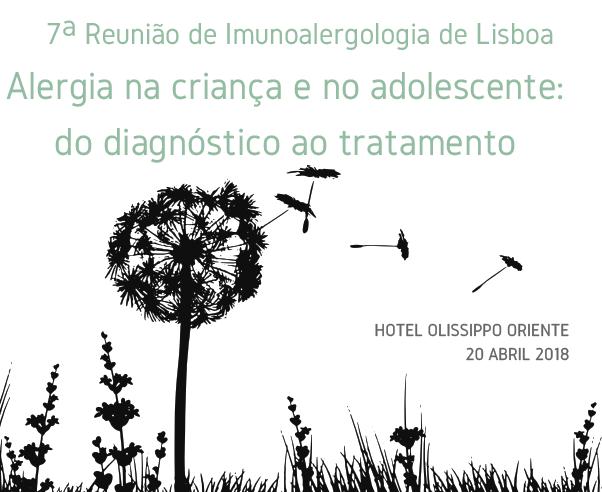 7ª REUNIÃO DE IMUNOALERGOLOGIA DE LISBOA
