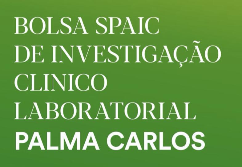 Bolsa de Investigação Clínico-Laboratorial Palma Carlos
