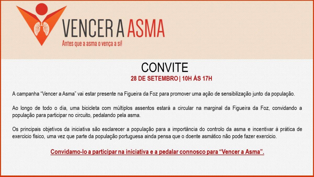 """CAMPANHA """"VENCER A ASMA"""" NA 39ª REUNIÃO ANUAL DA SPAIC"""
