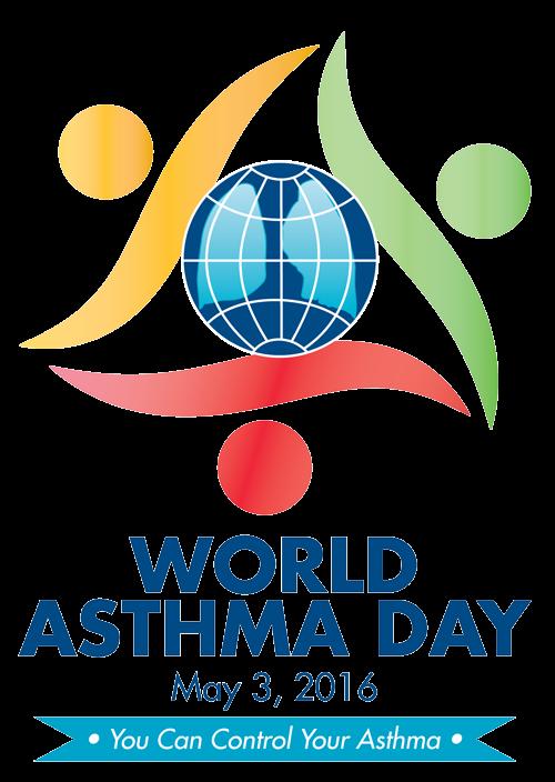 Dia Mundial da Asma - 3 de maio de 2016