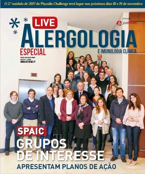 Live Especial - Alergologia e Imunologia Clínica - Julho 2017