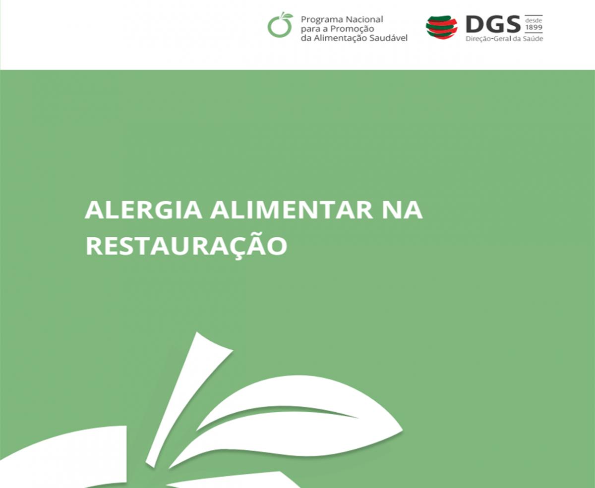 Manual de Alergia Alimentar para a Restauração