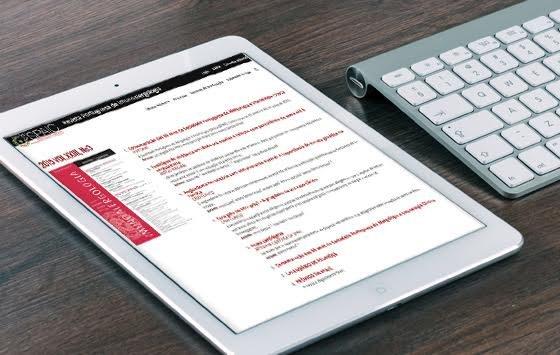 Nova página da Revista Portuguesa de Imunoalergologia online