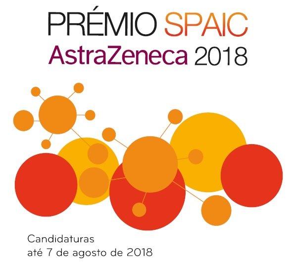 PRÉMIO SPAIC – ASTRAZENECA 2018