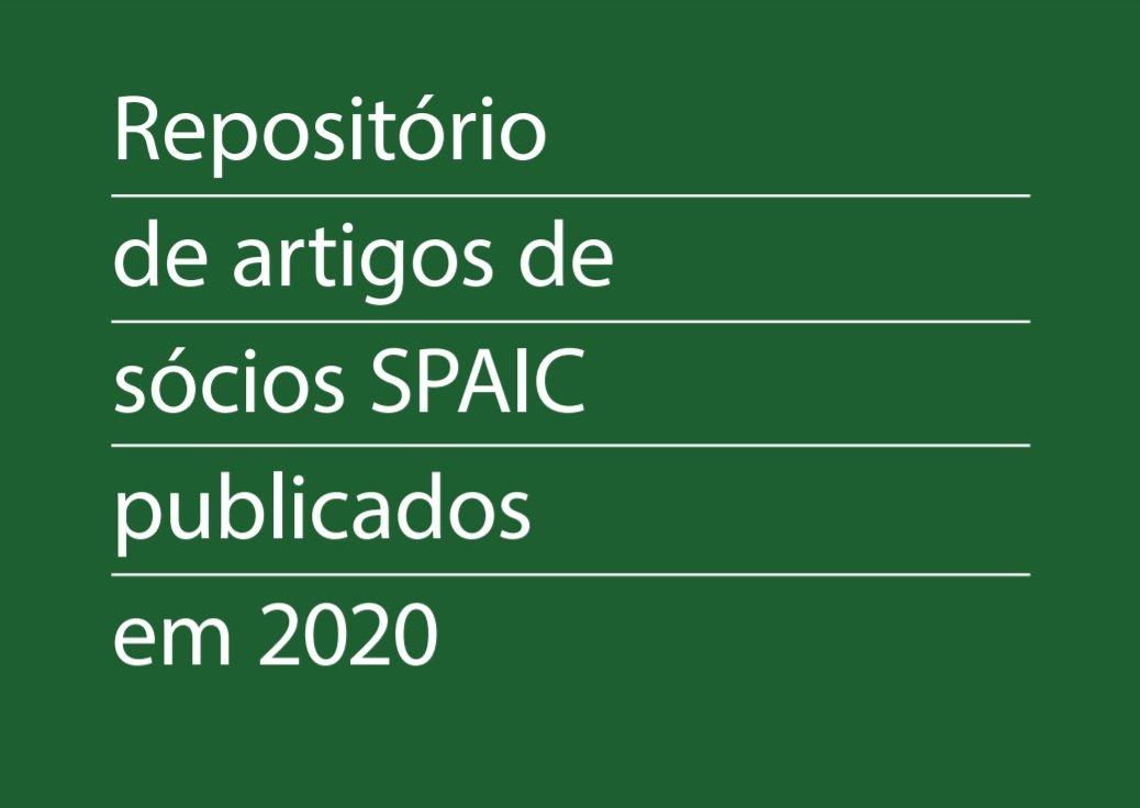 Repositório de artigos de sócios SPAIC publicados em 2020