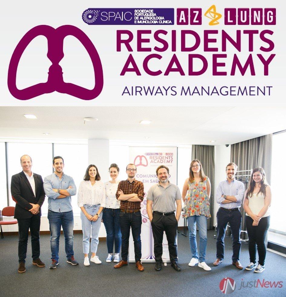 SPAIC-AZ - Lung Residents Academy