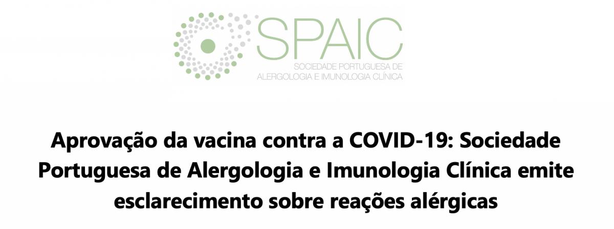 Vacinação Contra Covid-19:SPAIC